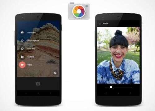 Google Cámara llega a Google Play con nuevas funciones