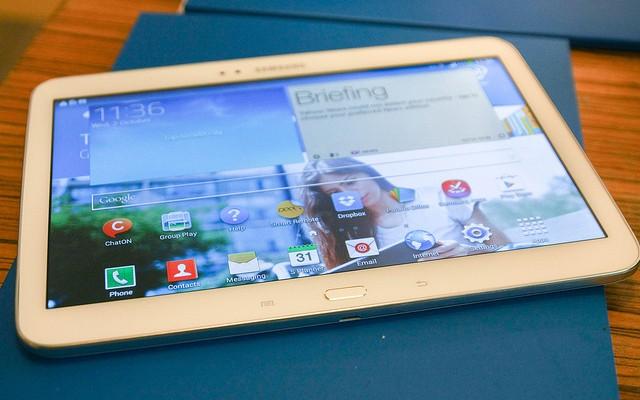 Samsung Galaxy Tab S, nace una nueva gama de tablets