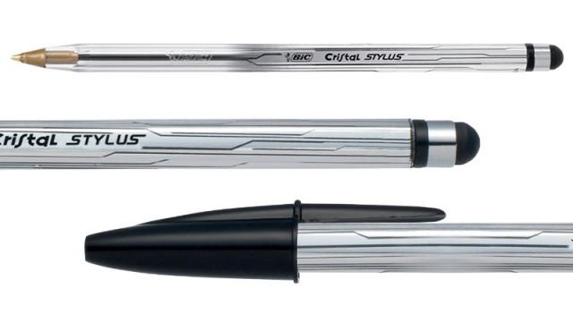 BiC Cristal Stylus, el boli de siempre con la tecnología de hoy