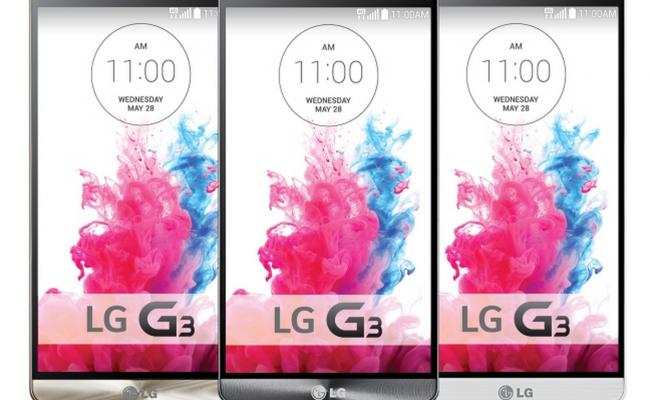 El LG G3 es presentado, confirma lo que ya sabíamos