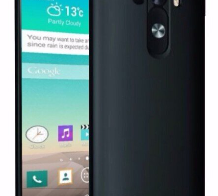 LG G3 filtrado en fotografías