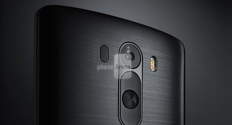 Las primeras imágenes oficiales del LG G3 ya están aquí