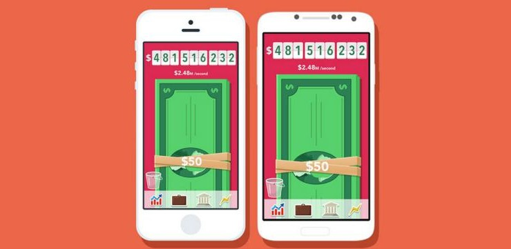Make It Rain gana mucho más dinero que Flappy Bird