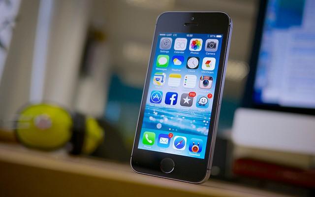 iPhone 5c y 5s lideran el mercado de los smartphones 4G