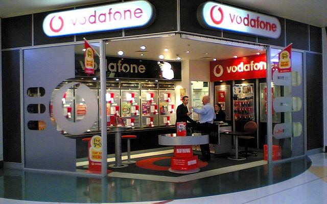 Vodafone venderá móviles libres a partir de julio