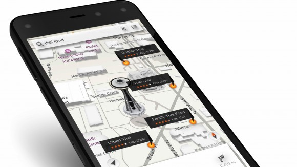 Amazon presenta Fire Phone, el smartphone 3D
