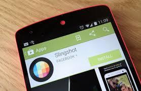 Conoce Slingshot, la mensajería efímera de Facebook