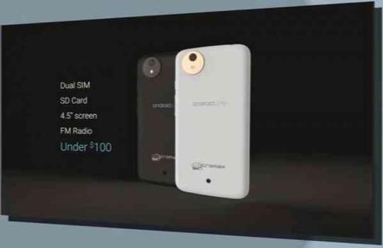 Google toma las riendas con Android One