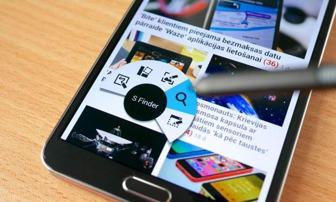 Conoce el Samsung Galaxy Note 4 con pantalla flexible