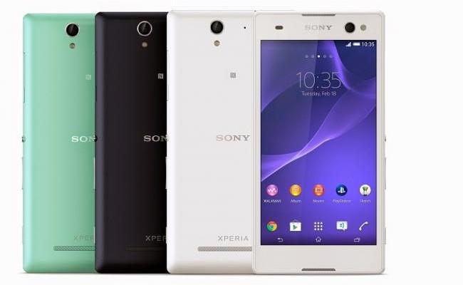 Sony Xperia C3, ¿te gustan los selfies?