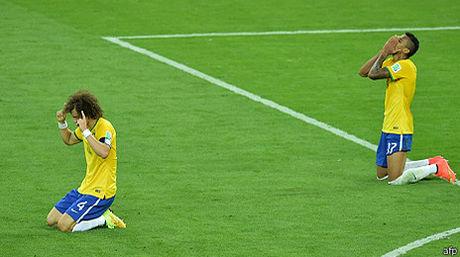 La humillante derrota de Brasil bate récord en las redes sociales
