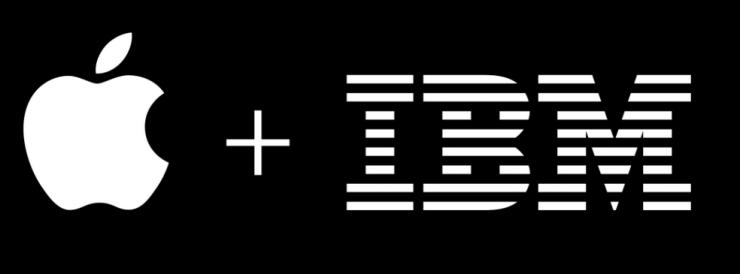 Apple llega a un acuerdo con IBM y van a por las empresas