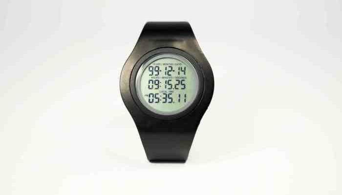 Tikker, el reloj que te dice cuánto te queda de vida