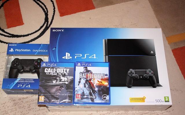 Sony multiplica sus beneficios gracias a PS4