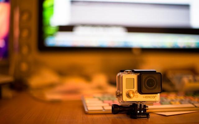 5 cámaras deportivas perfectas para aventureros