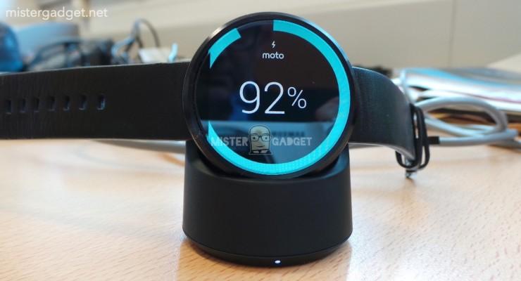 Conocemos más detalles del smartwatch Moto 360