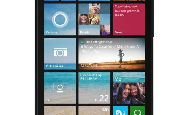 HTC One M8, pero ahora también con Windows Phone