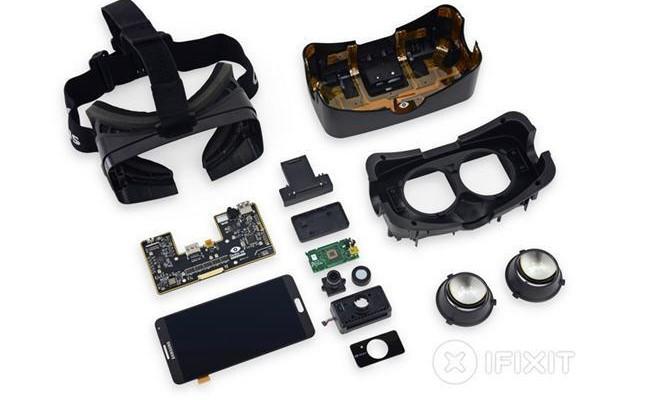 El nuevo Oculus Rift utiliza pantallas de Galaxy Note 3