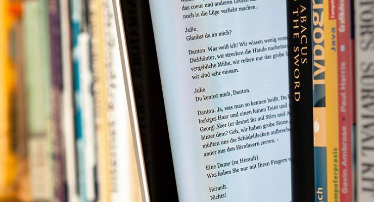 3 aplicaciones para leer ebooks en tu tablet