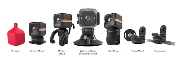 Polaroid se sube al carro de las cámaras deportivas con Cube