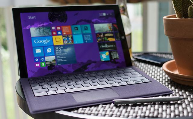 Surface Pro 3 – La tablet que sí sustituye al portátil