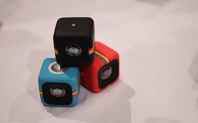 Polaroid Cube, una minicámara de aventuras con mucho que decir