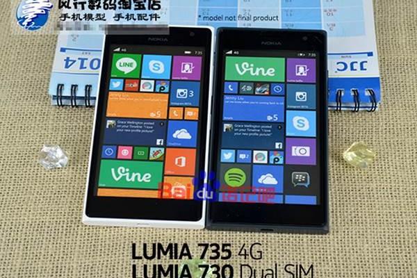 """Nokia presenta el concepto de """"Selfie Phone"""""""