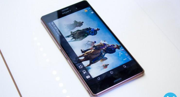 El Sony Xperia Z3 está a punto de llegar, ¿qué podemos esperar?