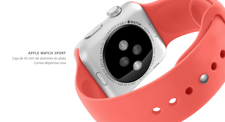 Watch, el reloj inteligente de Apple ya está aquí