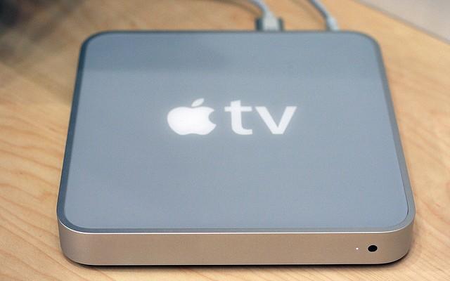 La televisión, ¿el próximo objetivo de Apple?