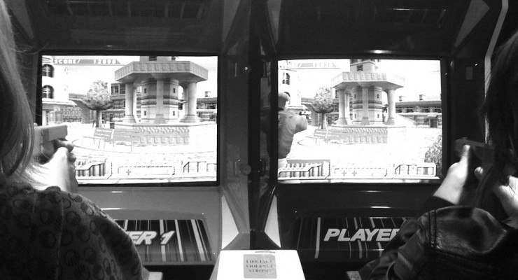 A las chicas también les gustan los videojuegos