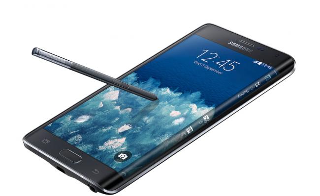 Samsung presenta los nuevos Galaxy Note 4 y Note 4 Edge