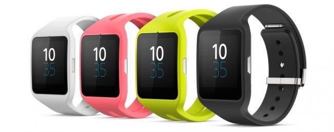 Los grandes fabricantes apuestan fuerte por los smartwatch