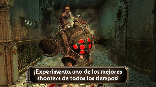 BioShock pasa de la consola a tu iPad