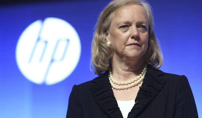 HP también anunciaría una reestructuración de la empresa