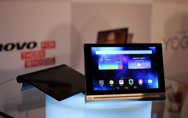 Yoga Tablet 2 y Yoga 3 Pro, lo último de Lenovo