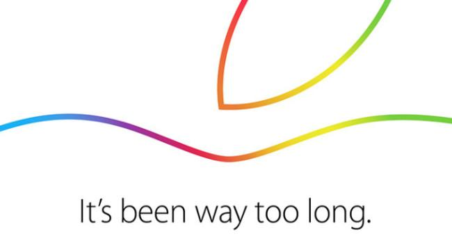 Apple confirma el evento para el 16 de octubre