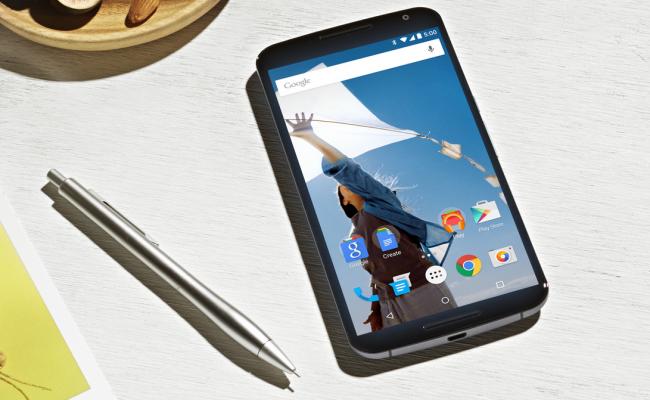 Nexus 6 y Nexus 9, ya son oficiales junto a Android Lollipop