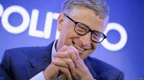 La fortuna de Bill Gates es nuevamente rankeada