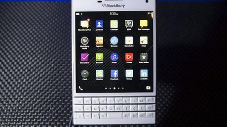 BlackBerry ¿cuadrado?