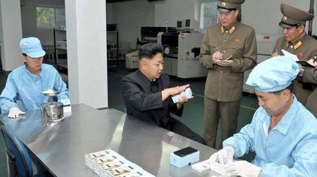 Corea del Norte contará con su propio modelo de iPhone