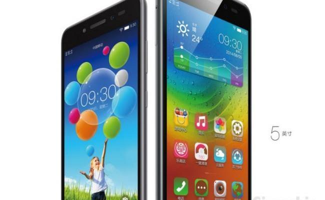 El Lenovo S90 es físicamente igual que el iPhone 6