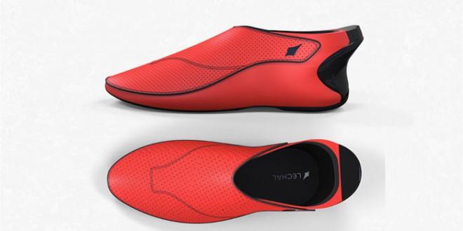 Conoce los zapatos con GPS hechos en la India